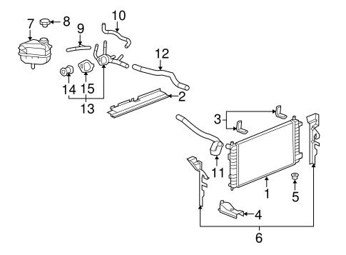 2007 Saturn Aura Radiator Diagram Trusted Wiring Diagram
