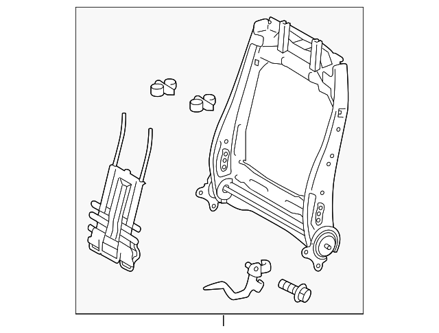 2014 Tundra Frame Diagram