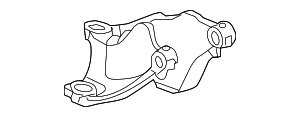 Bracket, Transmission Mounting - Honda (50650-TK6-910)