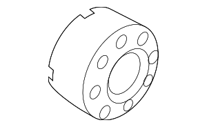 Wheel Cap - Ford (HC3Z-1130-R)