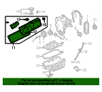 Valve Cover - GM (12576712)