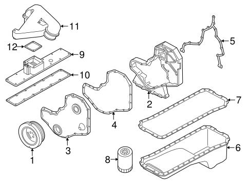 Dodge Ram Oem Parts Diagram - Ultimate Dodge