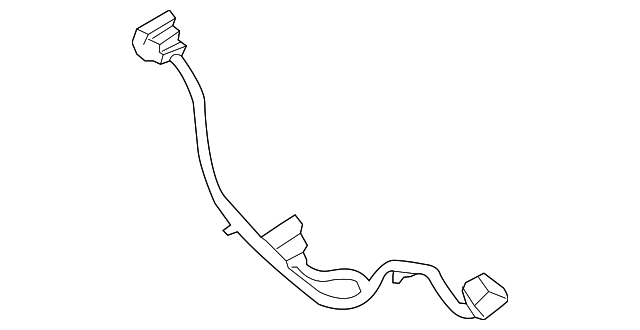 ford wire harness  jr3z