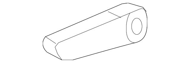 Honda Genuine 81180-TK8-A31ZC Seat Armrest Assembly Right Front