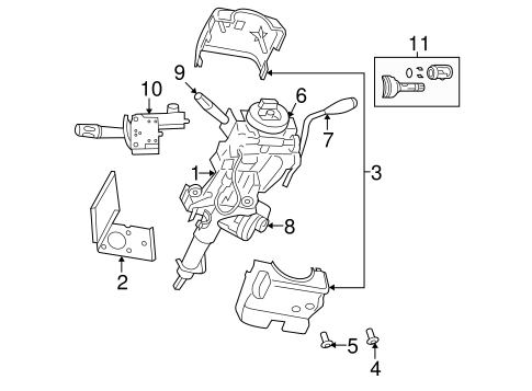 Ignition System For 2007 Dodge Durango