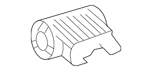 Air Cleaner - GM (20843381)