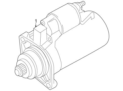 Vw Golf R32 Mk4 Front Rotors