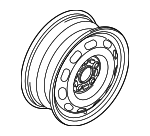 Wheel - Ford (2T1Z-1007-A)