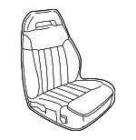 seat assembly gm 15710609 gmpartsdirect 2003 S10 Seats seat assembly seat assembly