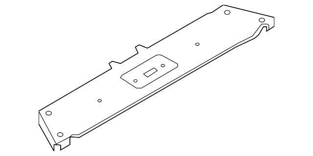 rear cross-member