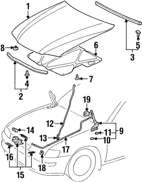 1998 Chevrolet Prizm Manual