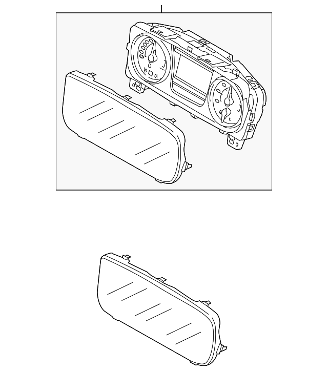 Sel Fuel Filter Housing