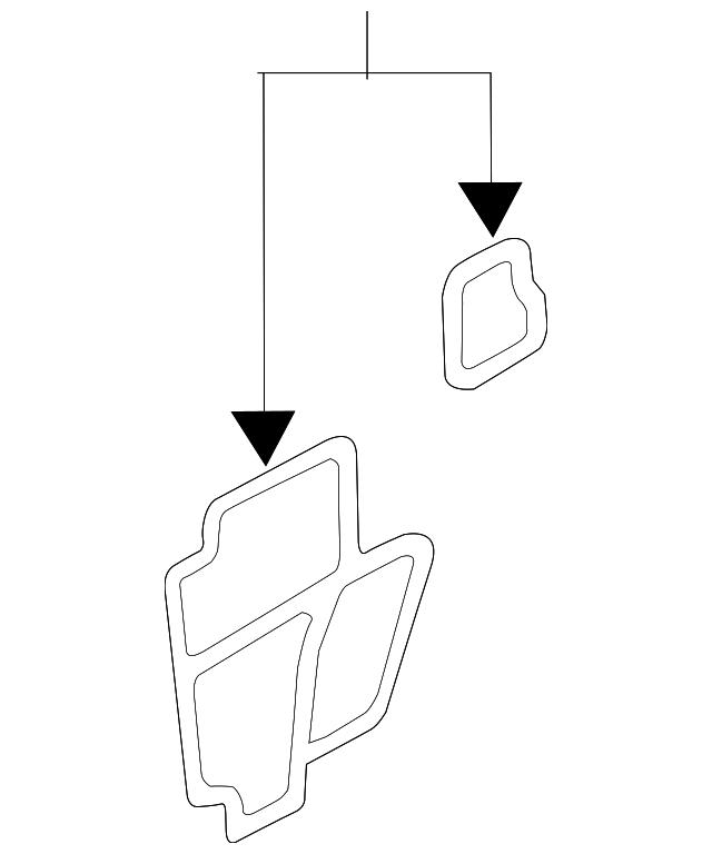 oil filter housing gasket set