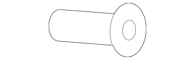 OEM Genuine Infiniti Fuel Door Spring Opener 78826-CA01B 78826CA01B