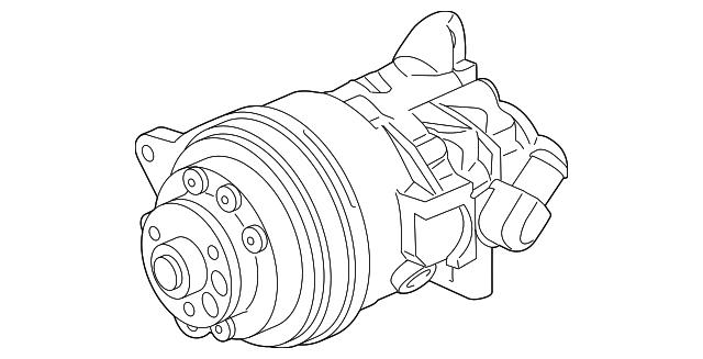 Power Steering Pump Removal Tool