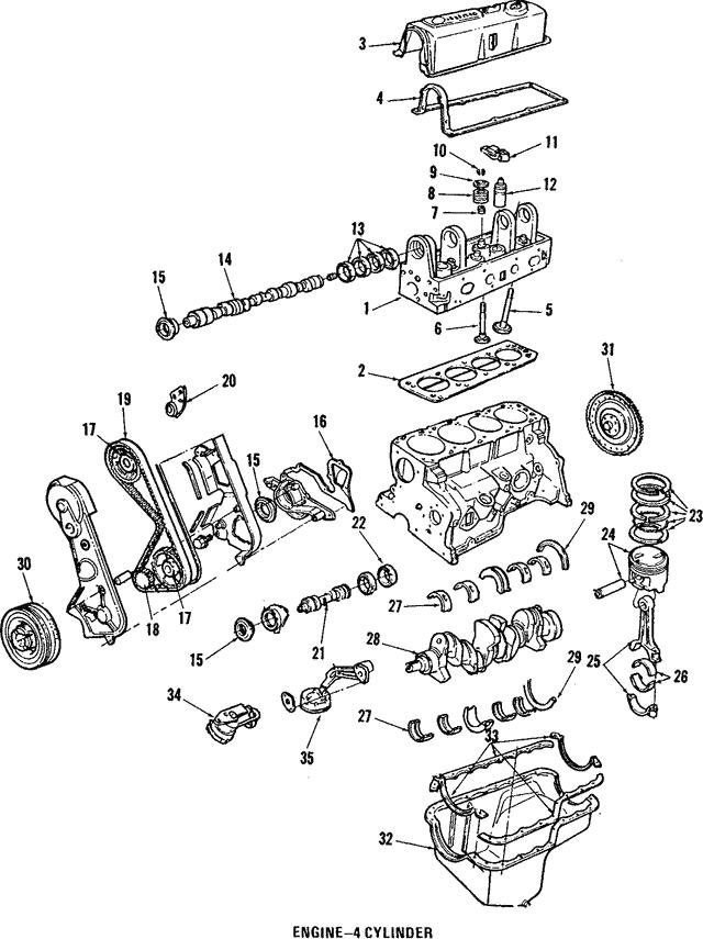 Oem 1990 1994 Ford Auxiliary Drive Shaft E9zz6a739a