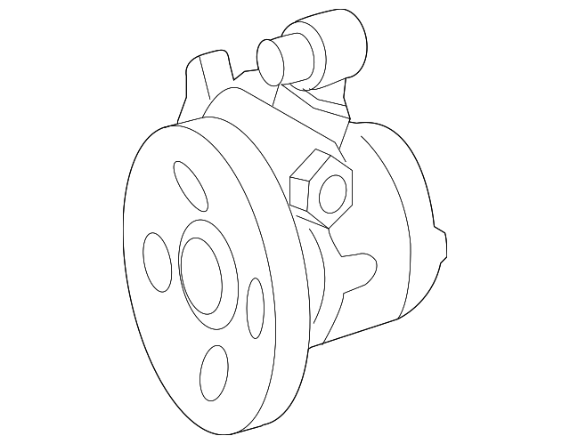 Remanufactured Power Steering