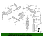 Washer, Shock Absorber (Lower)