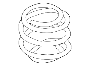 Coil Spring - Nissan (54010-1AA3B)