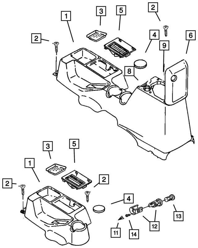 Jeep Wrangler Storage Box