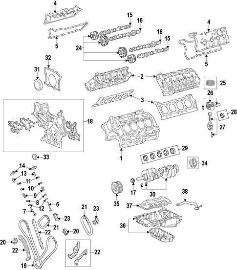 Exhaust System on 2006 Lexus Gs300 Shift Solenoid C