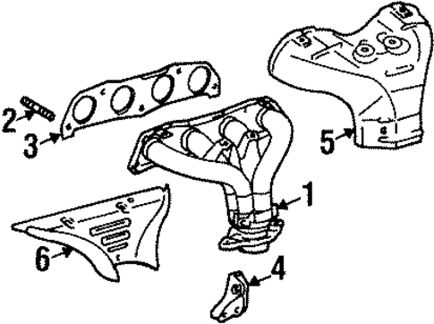 Ford Transmission Wiring Harness together with B000CHS8DW likewise 2001 Buick Lesabre Water Pump Diagram furthermore T19052619 Fuel filter location 1996 buick lesabre besides Rear Axle Identification. on 1985 buick century