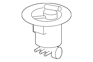 Fuel Filter - Mercedes-Benz (221-470-19-90-28)