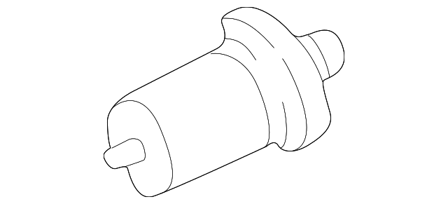fuel filter - ford (2m5z-9155-ca)
