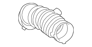 Engine Air Intake Hose - Toyota (17750-F0020)