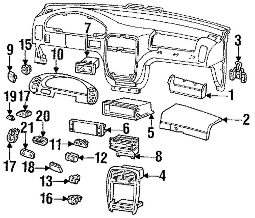 Genuine Ford Turn Signal Flasher XF5Z-13350-AA | eBay