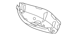 Cover - Mercedes-Benz (203-352-00-88)