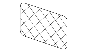 Cargo Net - Mercedes-Benz (168-814-00-07-7F03)