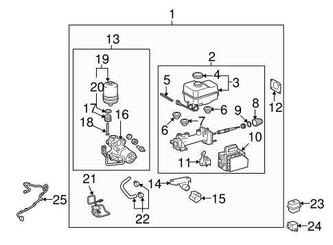 Genuine OEM ABS Components Parts for 2006 Toyota 4Runner SR5 ... on subaru baja wiring diagram, toyota avalon wiring-diagram, toyota camry alternator diagram, toyota land cruiser wiring-diagram, toyota runner 2004 fuse diagram, lexus gx wiring diagram, toyota van wiring diagram, 1992 toyota paseo wiring diagram, daihatsu rocky wiring diagram, 2007 4runner wiring diagram, 1994 toyota wiring diagram, isuzu hombre wiring diagram, mercury milan wiring diagram, saturn aura wiring diagram, chevy silverado 1500 wiring diagram, 90 4runner wiring diagram, 85 toyota wiring diagram, kia forte wiring diagram, toyota engine wiring diagram, toyota celica wiring-diagram,