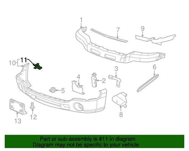 bumper cover clip gm (15162843) gmpartsdirect combumper cover clip gm (15162843)