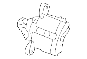 Disc Brake Caliper - GM (13581003)