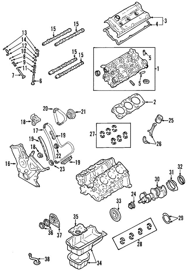 2009 2010 Toyota Engine 19000 0p131