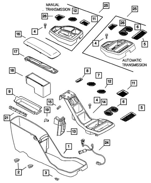 dodge dakota overhead console wiring diagram consoles for 2002 dodge dakota thomas dodge parts  consoles for 2002 dodge dakota thomas