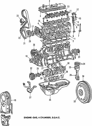 Engine Timing Belt Tensioner