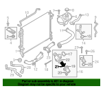 Thermostat - Ford (BR3Z-8575-D)
