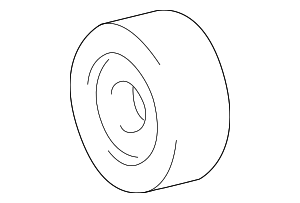 Serpentine Idler Pulley - Toyota (16603-0P030)