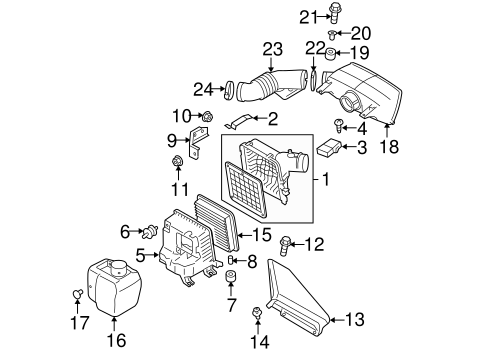 2558 as well 94 Toyota Corolla Headlight Wiring Diagram in addition New Engine 2009 Subaru Forester in addition Wiring Diagram For 2003 Mitsubishi Eclipse besides Subaru Legacy Turbo Kit. on subaru legacy air intake