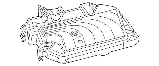mercede benz fuse box