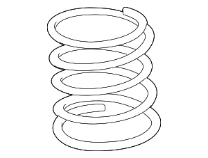 Coil Spring - Toyota (48131-47180)