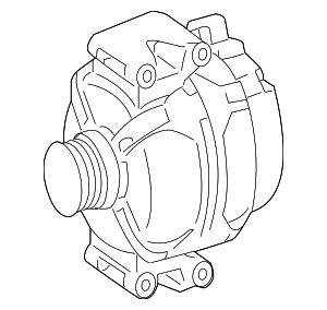 Alternator - Mercedes-Benz (014-154-10-02-87)