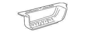 Sill Plate - Ford (4C2Z-1513209-AAA)