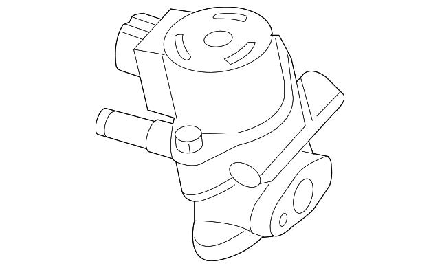 Jaguar Xk8 V8 Engine Diagram Egr System