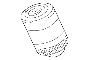 Oil Filter - Volkswagen (068-115-561-B)