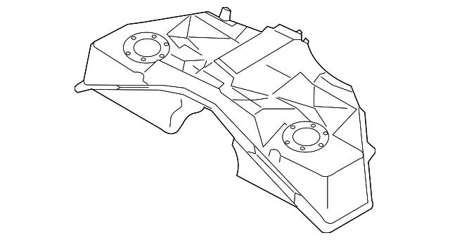 G35 Fuel Tank