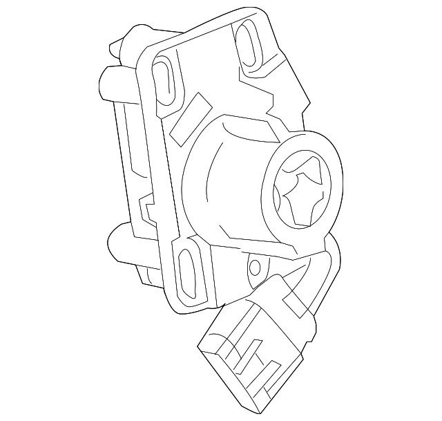 Charging Port Gm 23281030 Quirk Parts