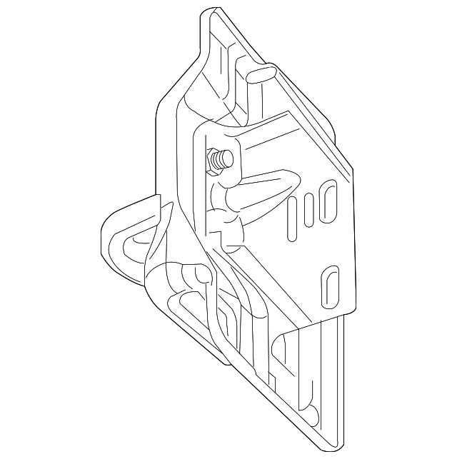 2008 Dodge Caravan Headrest Parts Diagram